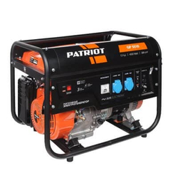 Patriot GP 5510 Генератор бензиновый Patriot Бензиновые Генераторы
