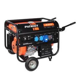 Patriot GP 6510LE Генератор бензиновый Patriot Бензиновые Генераторы