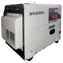 ДИЗЕЛЬНЫЙ ГЕНЕРАТОР HYUNDAI DHY 8500-SE-T Hyundai Дизельные Генераторы