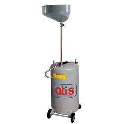 Atis HC 2081 Установка для слива отработанного масла со сливной воронкой, 80л. Atis Слив и замена масла Замена жидкостей